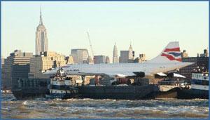 Foto AP | Il Concorde va in pensione