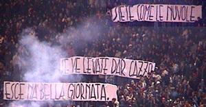Romani allo stadio