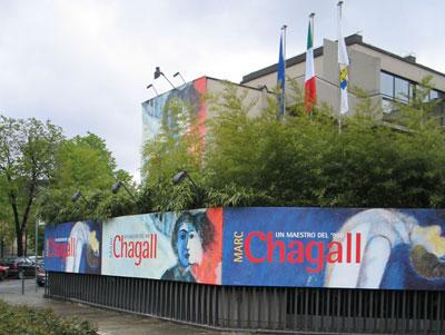 Torino - Mostra Chagall