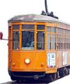 Un tram di Milano