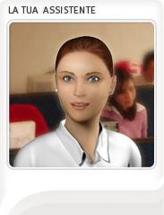 Avatar assistente Telecom