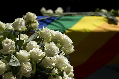 Funerale di Gianni Delle Foglie