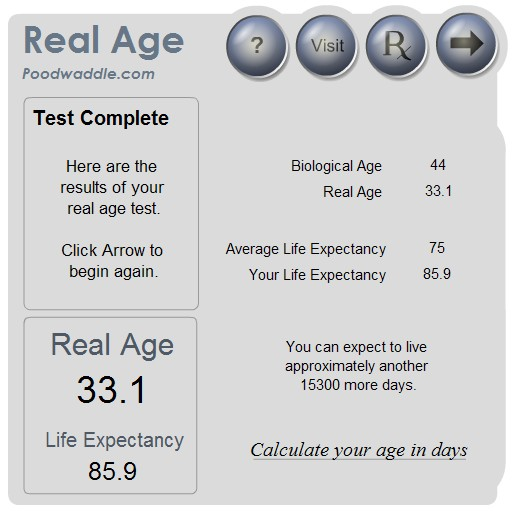 La macchina della verità, o della vera-età